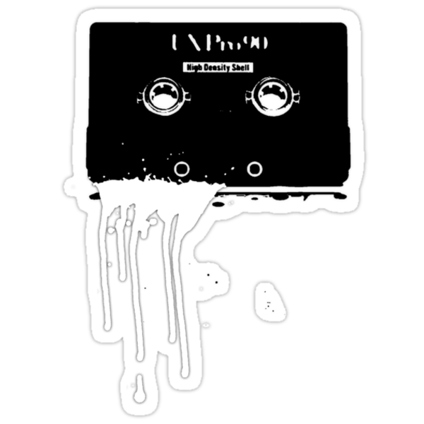 cassette tape by nickconlon