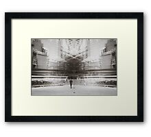 the year that was Framed Print