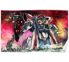 Gundam Fight! Poster
