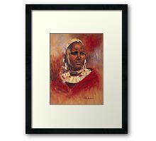 Nata - Ngorongoro Framed Print