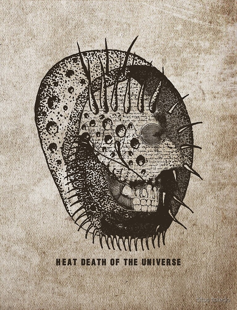 heat death of the universe by titus toledo