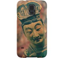 Terra Cotta warrior 1 Samsung Galaxy Case/Skin