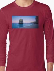 Just Leave Footprints Long Sleeve T-Shirt