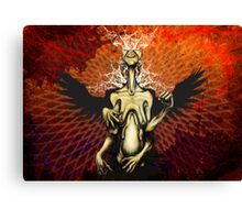 Angelic Sin Canvas Print