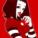 Red Snow-White by Rachel Zimra