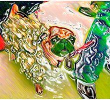 Halloween Dog #6 by Mark Ross