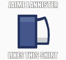 Jaime Lannister Likes by Brinjen