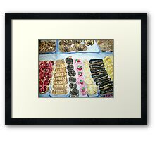 """One Of Each"" Framed Print"