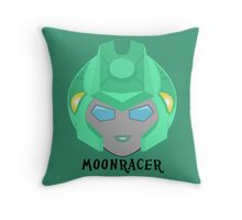 Moonracer Throw Pillow