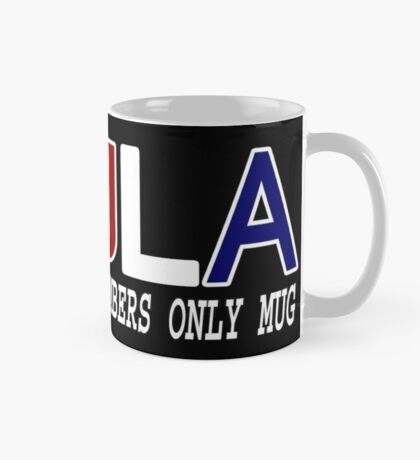 JLA Members Only. Mug