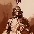 Sioux Medicine Man (1844- 1909) by paul boast