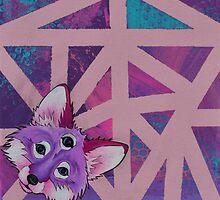 Doubtful Fox by NappingArtist