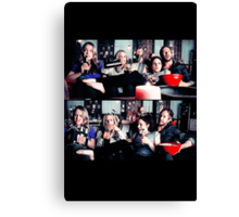 Lost Girl - Family Canvas Print