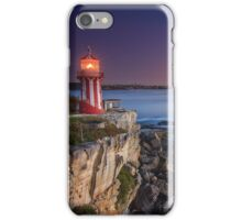 Hornby Lighthouse iPhone Case/Skin