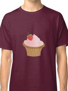 Strawberry Chocolate Cupcake Classic T-Shirt