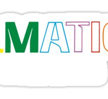 Filmation Presents - Logo - Color Sticker