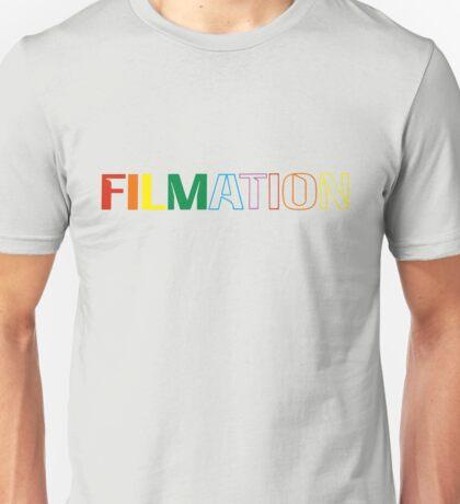 Filmation - Logo - Color Unisex T-Shirt