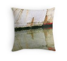 Abstract reflection I Throw Pillow