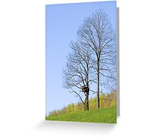 Look-Out Greeting Card