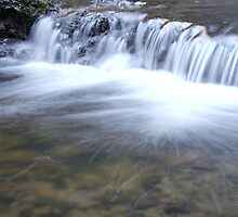 Wildcat Fall Creek by jfew