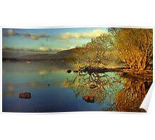 Loch Lomond HDR Poster