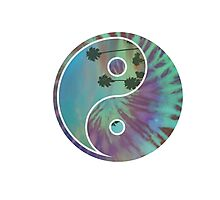 Yin and Yang Ocean Photographic Print