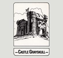 He-Man - Castle Grayskull - Trading Card Design Unisex T-Shirt