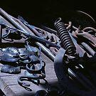 New Salem Blacksmith by Arlene Zapata