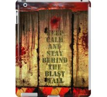 Welcome to the Neighborhood iPad Case/Skin