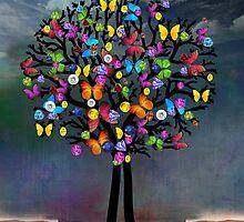 the tree 2 by motiashkar