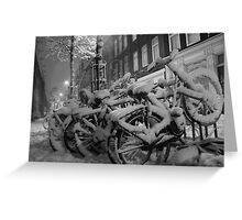 Still Amsterdam Greeting Card