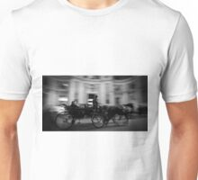Horse and Carriage in Vienna, Austria Unisex T-Shirt