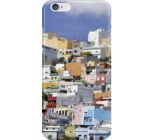 Pastel blocks iPhone Case/Skin