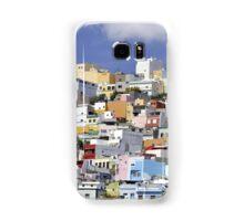 Pastel blocks Samsung Galaxy Case/Skin
