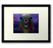 The Nature of Balance Framed Print