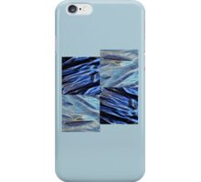 plastic waves by 4 iPhone Case/Skin