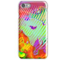 Colorful absract iPhone Case/Skin
