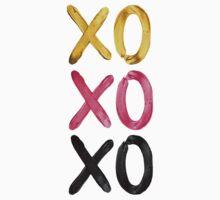 Glamorous XO's  Kids Clothes