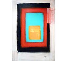 Living Rothko Photographic Print