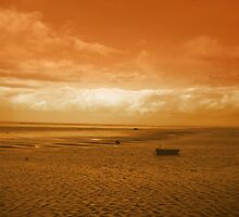 Wirral Sunset by Paul James