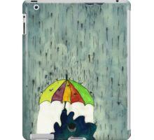 Oh! Raining Night iPad Case/Skin