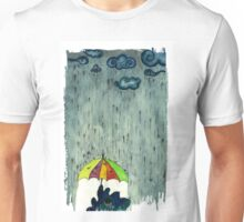 Oh! Raining Night Unisex T-Shirt