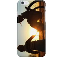 Let's play before dark...  iPhone Case/Skin