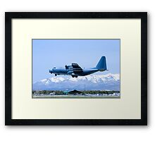 Durango Touch-and-Go Framed Print
