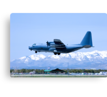 Durango Touch-and-Go Canvas Print