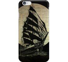 moonlite voyage iPhone Case/Skin