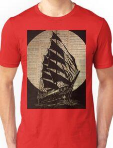 moonlite voyage Unisex T-Shirt