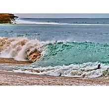 """Shorebreak"" Photographic Print"