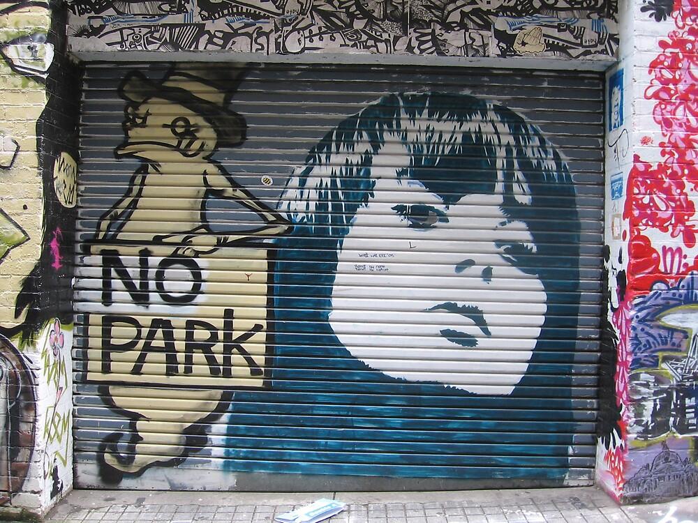 No Park! by joebennett90