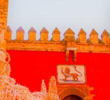 Sevilla at Christmas Sticker